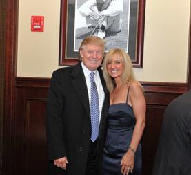 Donald Trump Vicky DeRosa