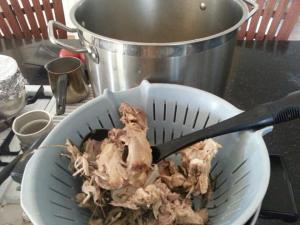 Turkey Soup Step 4