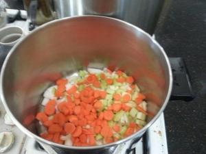 Turkey Soup Step 3