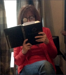 Vicky Reading